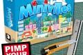 PIMPEZ VOUS-MÊME VOS BOÎTES DE JEU – Minivilles et ses 3 extensions