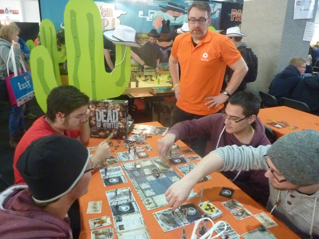 YouPlay 2016 - Dead of Winter