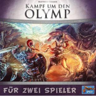 7 Wonders Duel ferait-il des émules ? Fight for Olympus