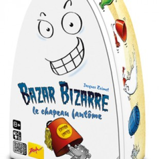 Bazar Bizarre – le chapeau fantôme