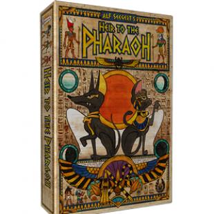 Heir to the Pharaoh en français dans le KS