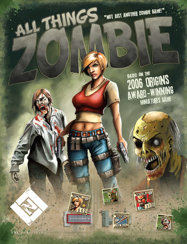 All things Zombie box