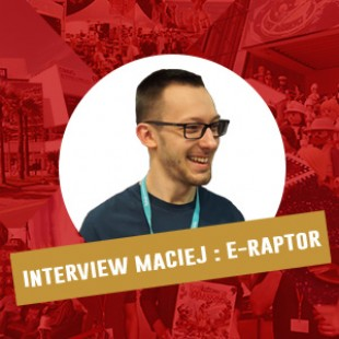 Cannes 2016 – Interview Maciej : E raptor – VOSTFR