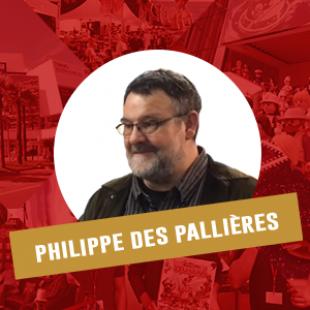Cannes 2016 – Interview Philippe des Pallières – Lui même – VF