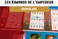 Cannes 2016 – Jeu Les kimonos de l'empereur – Superlude – VF