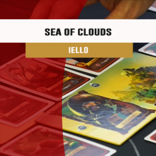Cannes 2016 – Jeu Sea of clouds – Iello – VF