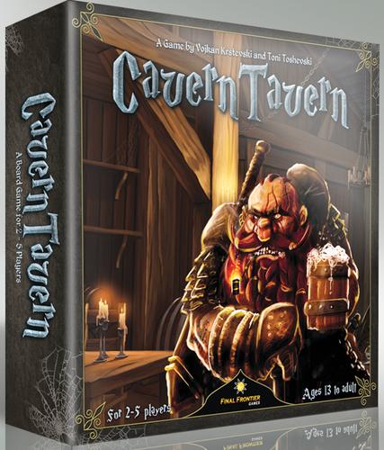 Caven Tavern Box