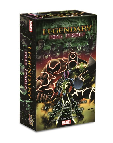 Legendary vilains  Fear Itself