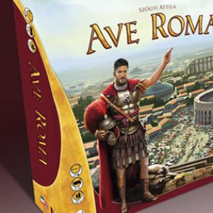 Ave Roma, ceux qui vont jouer te saluent