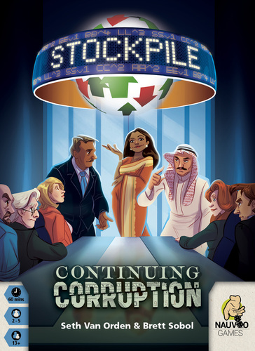 Stockpile Continuing Corruption