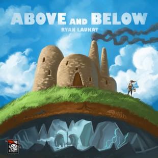 Above & Below, Caverna narratif ?