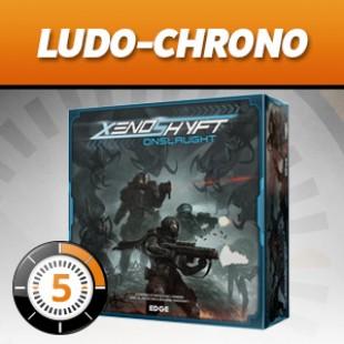 LudoChrono – XenoShyft: Onslaught