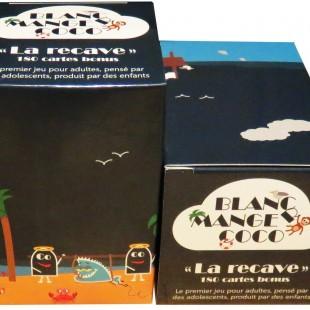 Blanc-manger Coco : La Recave – Extension 1