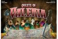 Quests of Valeria, 3e opus du triptyque de Vallejo
