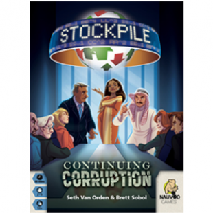 Stockpile continuing corruption : La bourse ou la vie ?