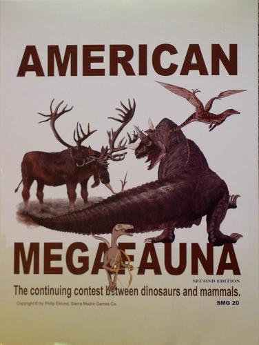 American Megafauna boite