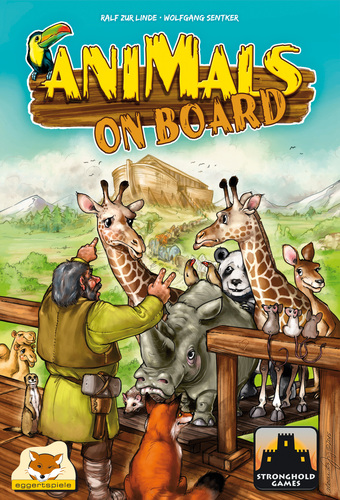 Animals on board boite