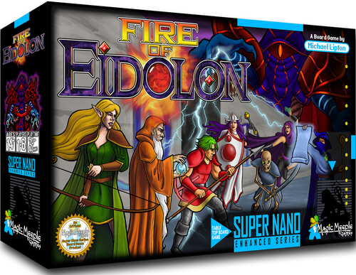 Fire of Eidolon  cover