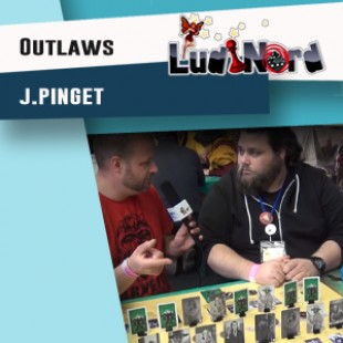 Ludinord 2016 – Jeu Outlaws Last man Standing – Jérémie Pinget – VF