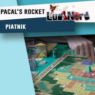 Ludinord 2016 – Jeu Pacal's Rocket – Piatnik – VF