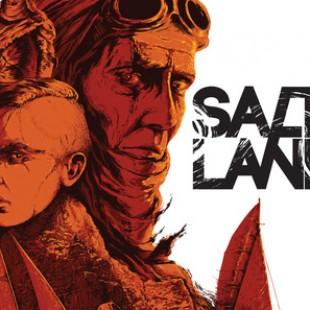 Saltlands, perdu dans le désert