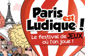 Paris sera ludique en 2016