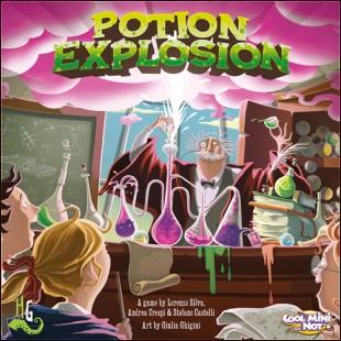 Potion Explosion : un choc de couleurs!