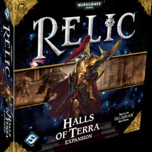 Relic : Les Halls de Terra