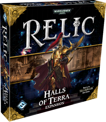 Relic  Les Halls de Terra ok