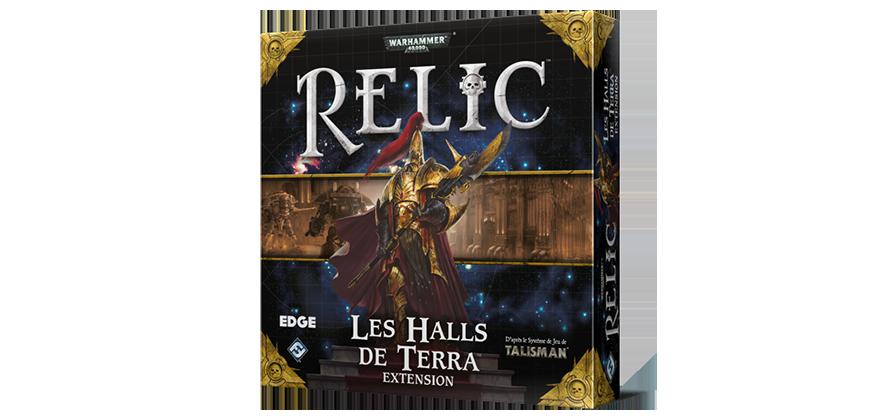 Relic  Les Halls de Terra