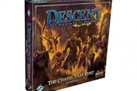 Descent : The Chains That Rust