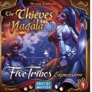 Five Tribes – Les voleurs de Naqala, c'est pour août !
