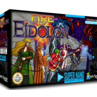 Fire of Eidolon, tout feu tout flamme