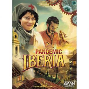 Pandemic Iberia, prendrez-vous le train pour l'Espagne ?