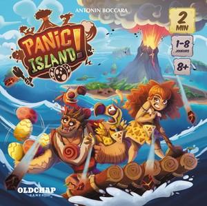panic island ludovox jeu de societe paille