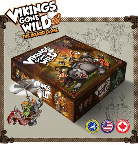 viking gone wild