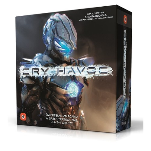 Cry Havoc (2016)
