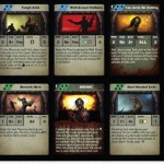 Dawn of the Zeds 3e cartes
