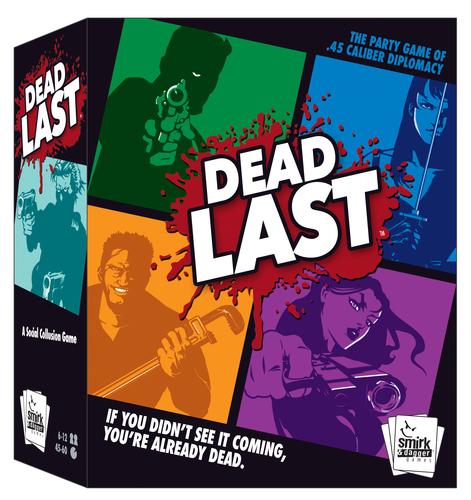 Dead Last-Smirk & Dagger-Couv-Jeu de societe-ludovox