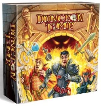 Dungeon Time jeu de societé