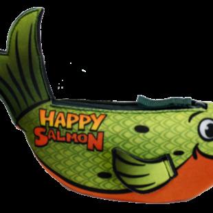 Le test de Happy salmon