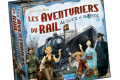 Les aventuriers du rail, around the world around the world