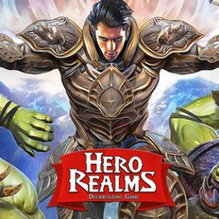 Hero Realms, le magicien blanc est de retour