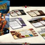 Runebound (3e) The Gilded Blade materiel
