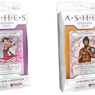 Ashes : Duchess of Deception & Roaring Rose
