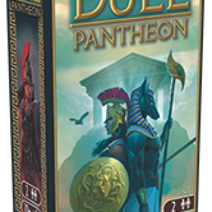 Le test de 7 Wonders duel Pantheon