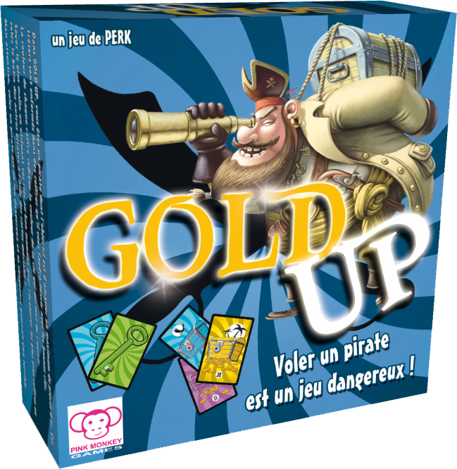 GOLD UP_Boite