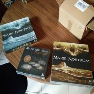 Mare Nostrum : banco, j'achète la caravane