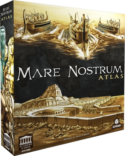Mare nostrum extension Atlas