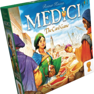Medici le jeu de cartes